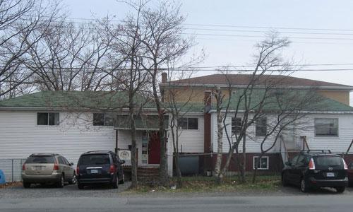 Chebucto Family Centre building