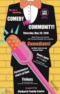 Comedy for Community