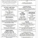 November description calendar