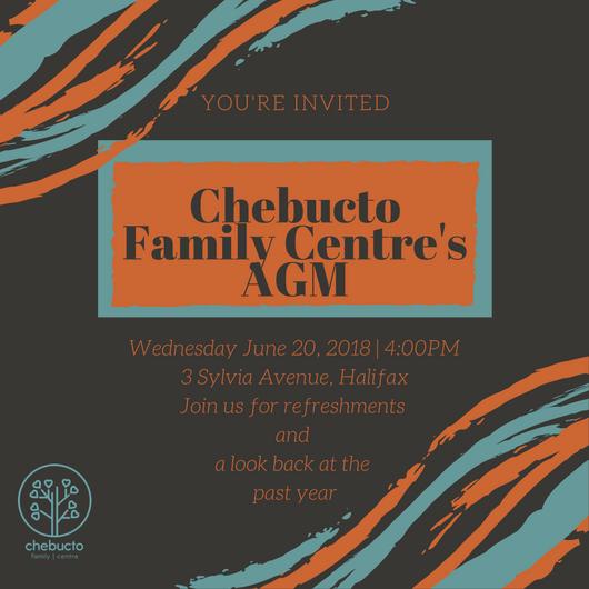 AGM invite